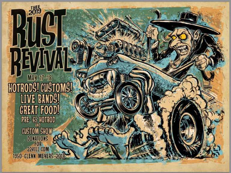 Rust Revival poster