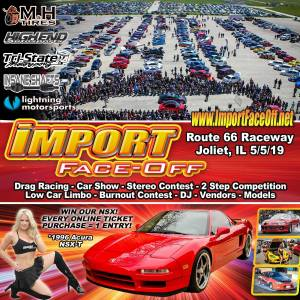 Import Face-Off @ Route 66 Raceway | Joliet | Illinois | United States