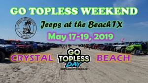 Go Topless Weekend @ Crystal Beach | Bolivar Peninsula | Texas | United States