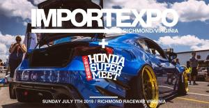 ImportExpo x Honda Super Meet @ Richmond Raceway | Richmond | Virginia | United States