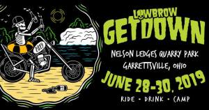 Lowbrow Getdown @ Nelson Ledges Quarry Park | Garrettsville | Ohio | United States