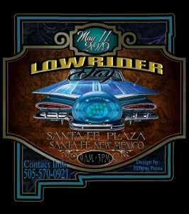 Lowrider Day @ Downtown Plaza | Santa Fe | New Mexico | United States