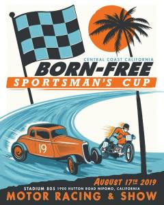 "BORN-FREE ""Sportsman's Cup"" @ Stadium 805 