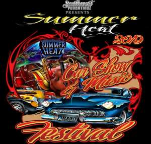 Summer Heat music fest and carshow @ Downs at Santa Fe Race Track | Santa Fe | New Mexico | United States