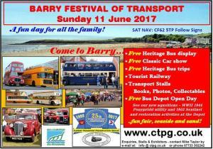 Barry Festival of Transport @ Barry Island | Wales | United Kingdom