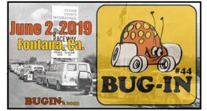 Bug-In #44 @ Auto Club Dragway | Pomona | California | United States