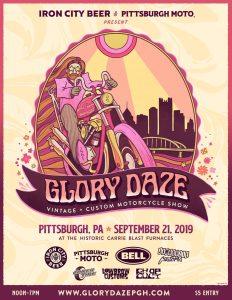 Glory Daze @ Carrie Blast Furnaces | Rankin | Pennsylvania | United States