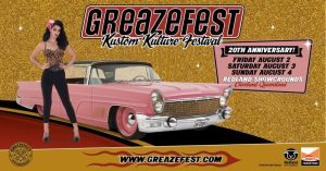 GreazeFest 20th Anniversary @ Redlands Showgrounds | Cleveland | Queensland | Australia