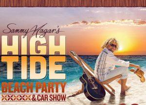 Sammy Hagar's High Tide Beach Party & Car Show @ Huntington State Beach | Huntington Beach | California | United States