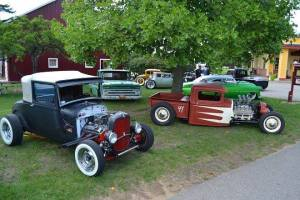 Relix Riot Traditional Hot Rods and Customs Show @ Gilmore Car Museum | Hickory Corners | Michigan | United States