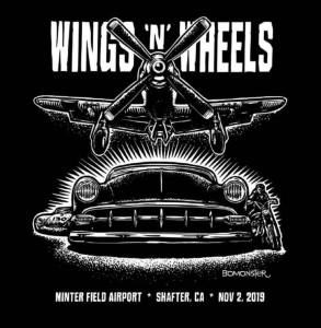 Wings 'N' Wheels @ Minter Field Airport District | Shafter | California | United States
