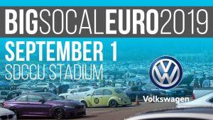 Big SOCAL EURO 2019 @ SDCCU Stadium | San Diego | California | United States
