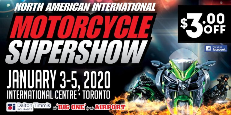 International Motorcycle Show 2020.North American International Motorcycle Supershow Car