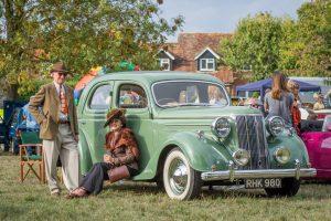 Redbourn Classics Motor Show & Village Fete @ Redbourn, UK | Redbourn | England | United Kingdom