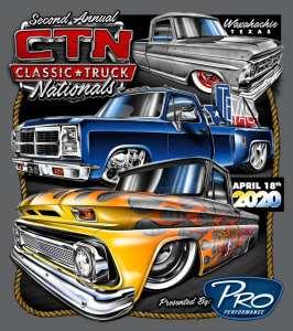 Classic Truck Nationals @ Waxahachie, Texas | Waxahachie | Texas | United States