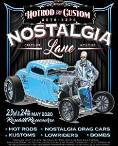 Nostalgia Lane #3 @ Rosehill Racecourse
