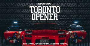 ImportExpo - Toronto Opener @ Enercare Centre | Toronto | Ontario | Canada