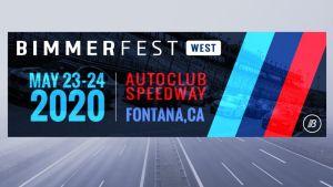 Bimmerfest West 2020 @ Auto Club Speedway | Fontana | California | United States