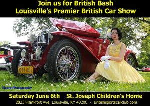 British Bash @ St Joseph Children's Home | Louisville | Kentucky | United States