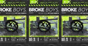 Broke Boys at the Farm 4 @ Warwickshire Event Centre - WEC | Royal Leamington Spa | England | United Kingdom