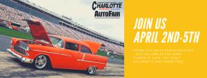 Spring Charlotte AutoFair @ Charlotte AutoFair | Charlotte | North Carolina | United States