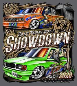 "East Tennessee Showdown 2020 ""Minitrucks and Moonshine"" @ East Tennessee Distillery 