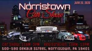 Norristown Car Show @ Norristown | Pennsylvania | United States