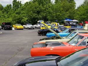 3rd Annual Bill Godby Car Show @ Midway | Kentucky | United States