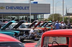 Dallas Tri Five Chevy Show @ Reliable Chevrolet | Richardson | Texas | United States