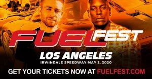FuelFest @ Irwindale Event Center | Baldwin Park | California | United States