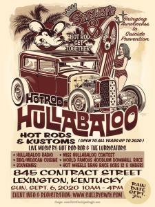 Hot Rod Hullabaloo @ Lexington   Kentucky   United States