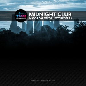 Midnight Club Indoor Car Meet and Lifestyle Series 2021 @ Florida State Fairgrounds | Tampa | Florida | United States