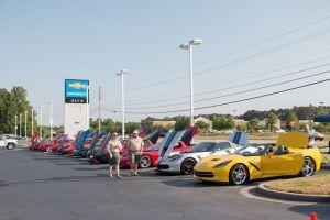 Classic Glass Corvette Club presents SuperVette Saturday @ Day's Chevrolet | Acworth | Georgia | United States