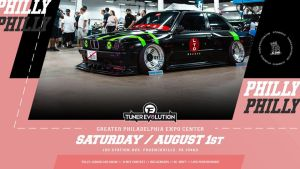 Tuner Evolution Philly @ The Greater Philadelphia Expo Center | Oaks | Pennsylvania | United States