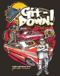 Dino's Git Down 2021 @ Westgate Entertainment District | Glendale | Arizona | United States