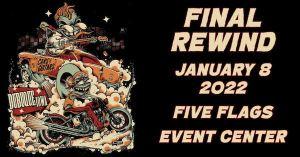 Final Rewind - The Last Retro Rewind Dubuque Indoor Car & Motorcycle Show @ Five Flags Center   Dubuque   Iowa   United States