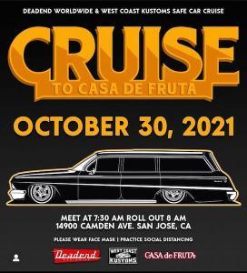 Cruise to Casa de Fruta 2021 @ San Jose | California | United States