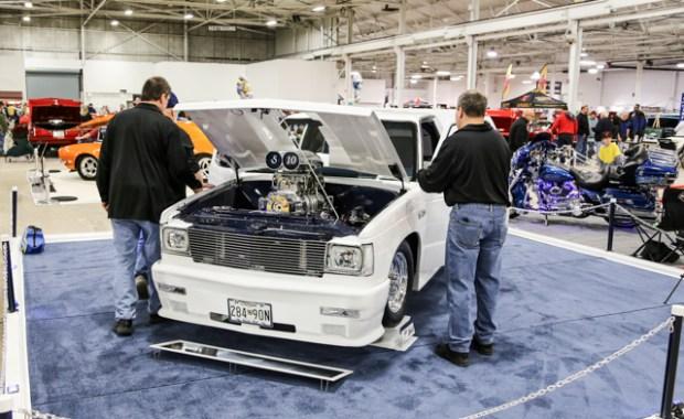 Car Shows - Northeast Rod and Custom Judges