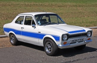 "Ford Escort ""Dog Bone"""