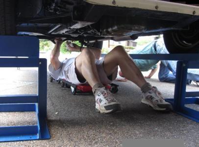 MR1 Car Lift
