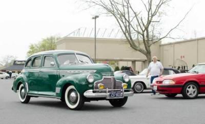Spring Car Show and Flea Market