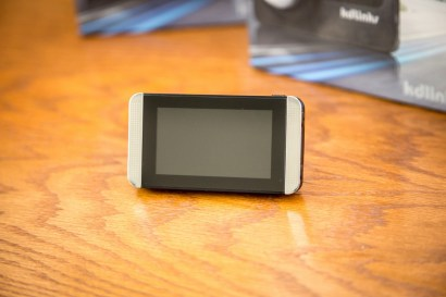 KDLINKS X1 Full HD Dash Cam Screen