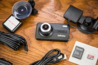 KDLINKS X1 Full HD Dash Cam Full Kit