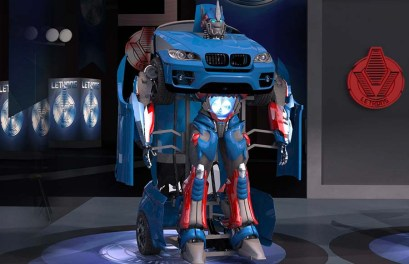 Real Life Transformers BMW Photos Other Models 1