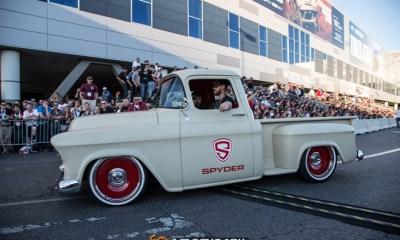 SEMA 2016 Parade
