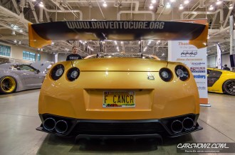 Driven To Cure OC Car Show Photo by Kevin Cunningham