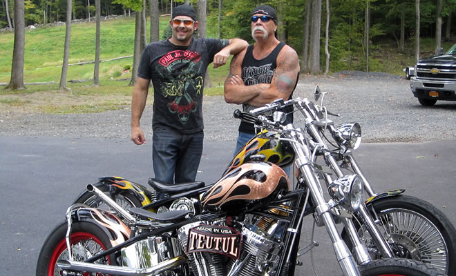 American Chopper Returns to Discovery
