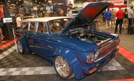 1963 AMC Rambler American 440 Wagon Feature