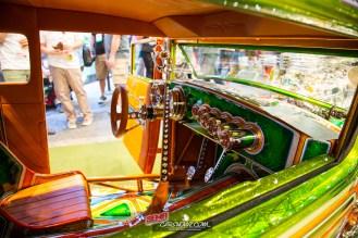 1930 Model A Tudor Sedan Interior