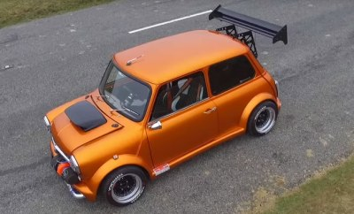 GT3076R Boosted Mini